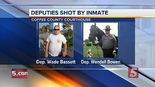 Coffee County Courthouse Remains Closed After Shooting - Video