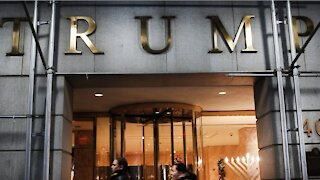 Eric Trump Comes Under Spotlight As Trump Org Property Is Investigated