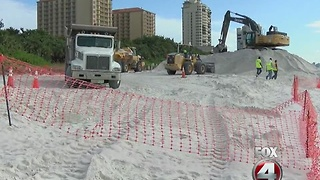 Collier could consider offshore sand again - Video