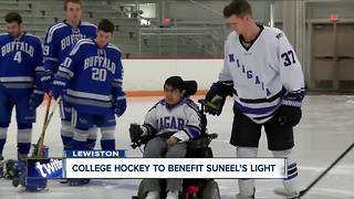'Suneel's Light' shines through