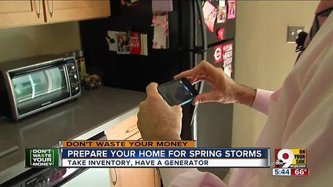 How to prepare your home (and wallet) for spring storms