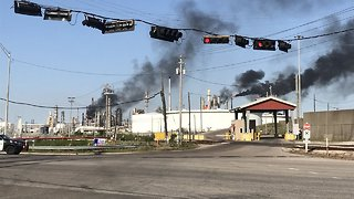 No Injuries, Fatalities After Explosion At Texas Valero Refinery - Video