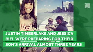 Justin Timberlake Releases Horrors of Son's Delivery Three Years After Wife Gives Birth - Video