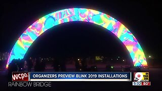 Here's what you'll see (and do) at BLINK in Cincy and Covington this year