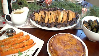 Holiday Dinner Recipes for the Vegan in Your Life - Video