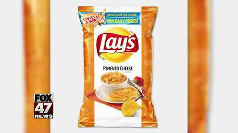 Lay's releases 8 new regional flavor