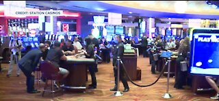 Station Casino employees offer free medical visits