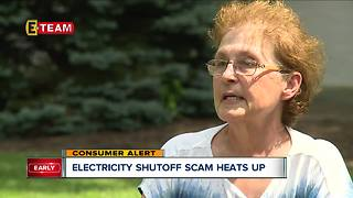 Kent resident paid nearly $600 to scammers she thought was Ohio Edison - Video