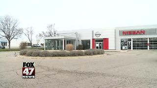 Lansing Nissan went out of business early November - Video