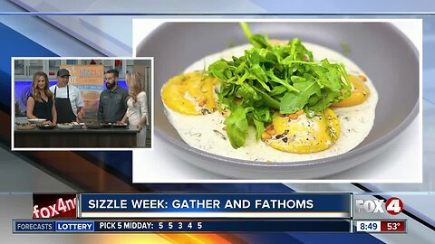 Sizzle Week: Gather and Fathoms