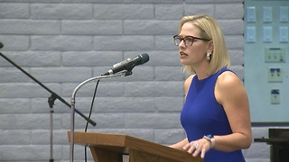 Profile: Senate Candidate Kyrsten Sinema 5pm - Video