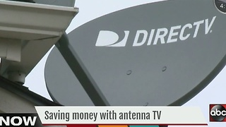 Saving money with antenna TV - Video