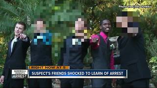 Friends shocked to learn about arrest of accused Seminole Heights killer - Video
