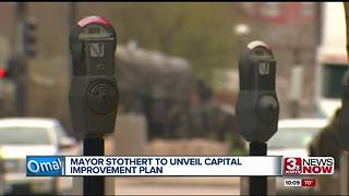 Mayor Stothert unveils Capital improvement plan - Video