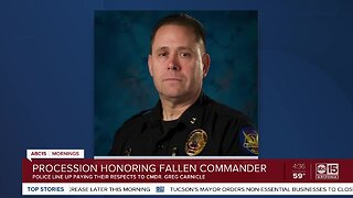 Police commander killed in Phoenix shooting