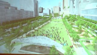 A closer look at the $290 million riverfront plan - Video