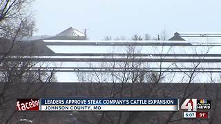Meat company gets OK for controversial expansion - Video