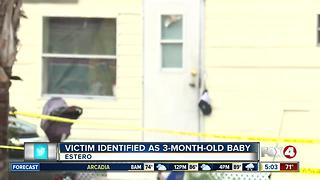 Estero victim identified as 3-month-old baby - Video