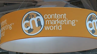 Content Marketing World Convention once again takes over Downtown Cleveland - Video