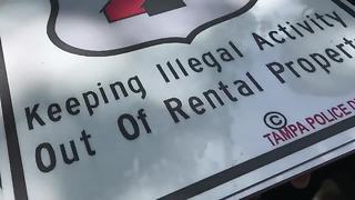 Apartment complex cutting out crime and drugs   Digital Short - Video