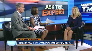Ask the Expert: Sexual harassment in the workplace - Video