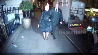 Paloma Faith arrives at the Royal Variety Performance - Video