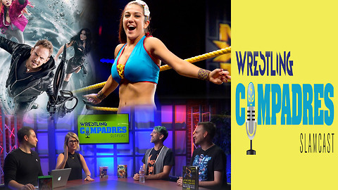 Interview with Bayley, Summerslam review: Wrestling Compadres Slamcast