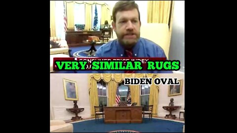 CNBC Contributor OWNS AN OVAL OFFICE REPLICA STUDIO... Just Like Castle Rock