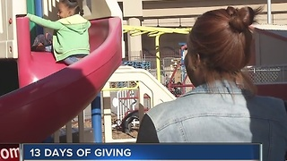 Las Vegas Rescue Mission helps keep family safe - Video