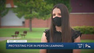 Sequoyah High School students to protest distance learning