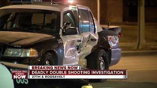 2 killed in shooting on Milwaukee's north side - Video