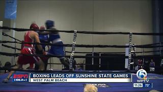 Sunshine State Games Get Started - Video