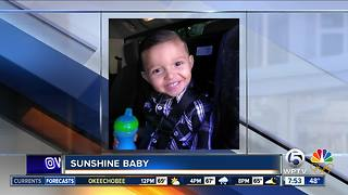 Sunshine Baby 1/7/18 - Video