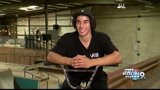 Kevin Peraza hopes to repeat at X-Games - Video