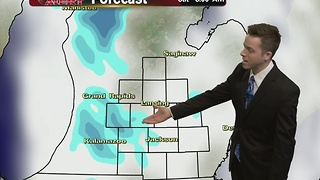Dustin's First Alert Forecast 11-17 - Video