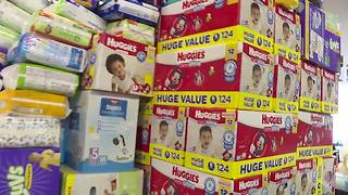 Idaho Diaper Bank needs your donations - Video