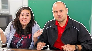 This Girl Asked Her Old Teachers All the Questions She Couldn't in High School - Video
