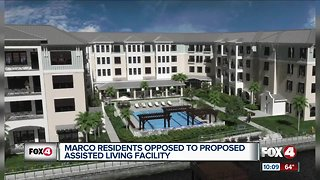Marco Island assisted living facility proposal rejected - Video