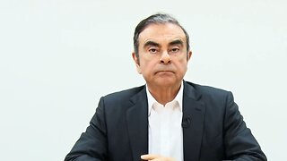 Carlos Ghosn Thought About Making His Life Into A Movie