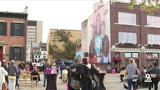 Artworks mural highlights the importance of second chances