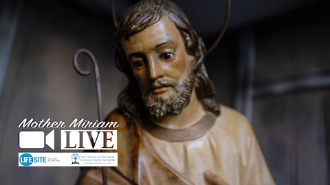 Saint Joseph perfectly fulfilled God's plan in silence and humility