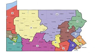Pennsylvania Supreme Court Redraws Congressional Districts - Video