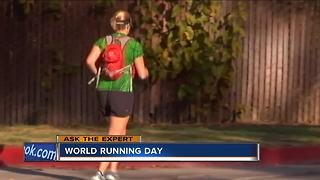 Ask the Expert: World Running Day - Video