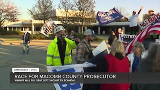 Race for Macomb County Prosecutor