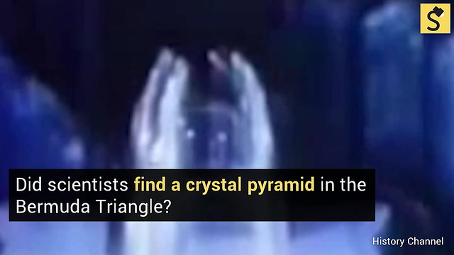 The Crystal Pyramid