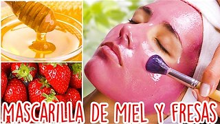 Mascarilla De Miel - Video