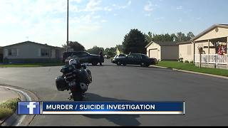 UPDATE: Couple identified in Nampa murder/suicide - Video