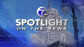 Spotlight for 11-12-2017 - Video
