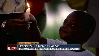 Candlelight vigil held for Markeis McGlockton, killed during Clearwater 'stand your ground' shooting
