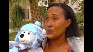 Local mom of 5 who lost home in fire gets special Christmas delivery